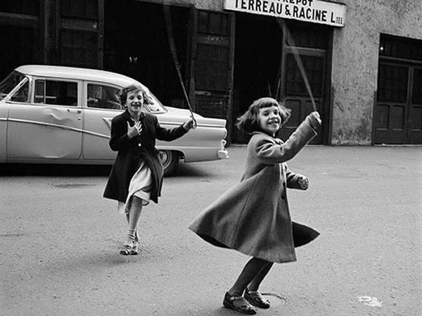 Vivian Maier - «Verweile doch! Fermati attimo!»