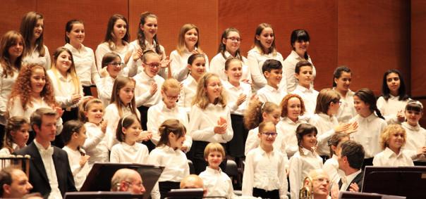 Il Coro di voci bianche del Maggio Musicale Fiorentino