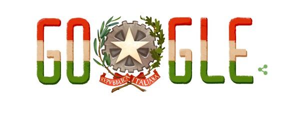 Il doodle di Google di oggi 2 giugno 2015