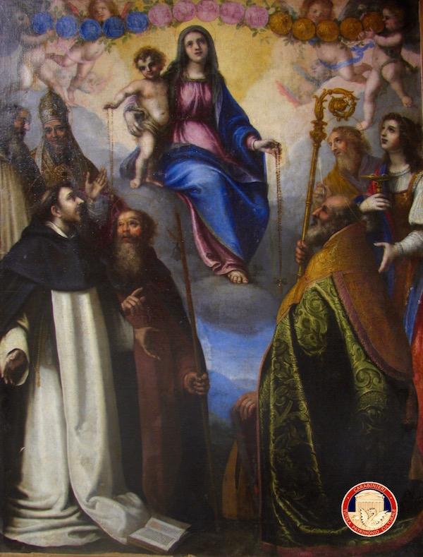 La Madonna del Rosario tornerà a Vicchio