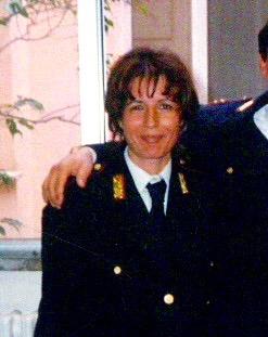 Assistente Capo della Polizia di Stato Laura Biagioni