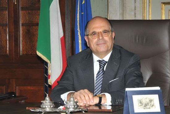Alessio Giuffrida, prefetto di Firenze