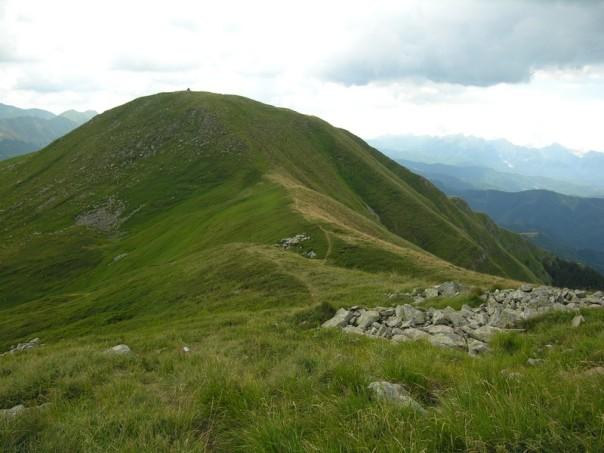 Il monte Bocco