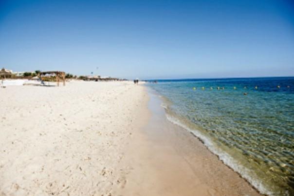 La spiaggia di Sousse