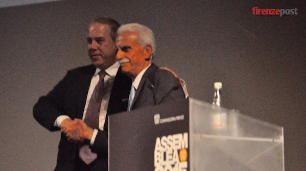 Simone Bettini e Massimo Messeri