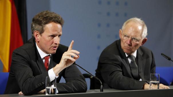 Geithner e Schauble