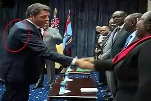 Renzi in visita ufficiale nel Kenia