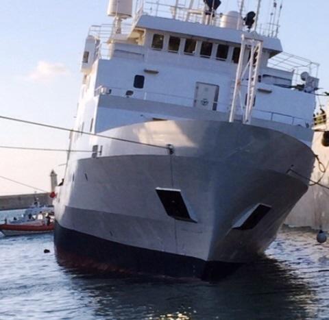 Livorno, incidente mortale al porto