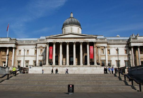 La National Gallery di Londra