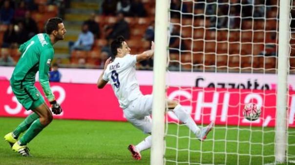 Kalinic (Fiorentina) salito a 6 gol nella classifica dei marcatori