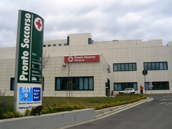 L'ospedale di Empoli
