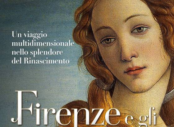 Firenze e gli Uffizi 3D 4D
