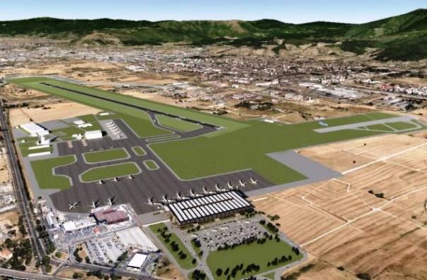 Il progetto della nuova pista all'aeroporto di Firenze (lunga 2.400 metri)
