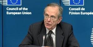 Il ministro Pier Carlo Padoan