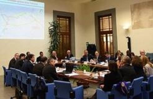 riunione in regione