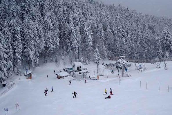 Abetone - Stagione dello scii 2015-2016