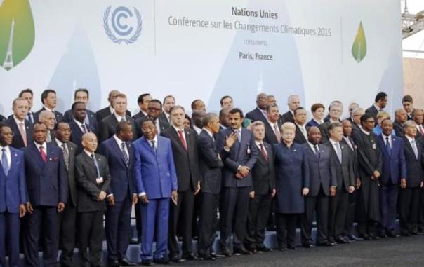 Pariugi, al via la conferenza Onu sul clima con 150 Capi di Stato e di Governo