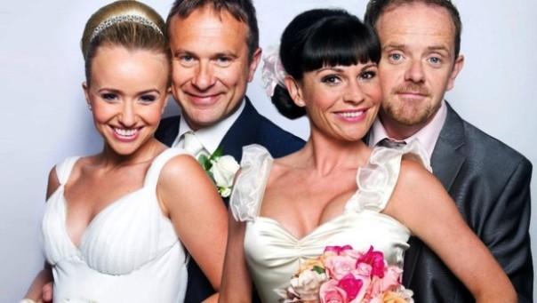Wedding sharing, già praticato all'estero, è il matrimonio in comune fra due coppie