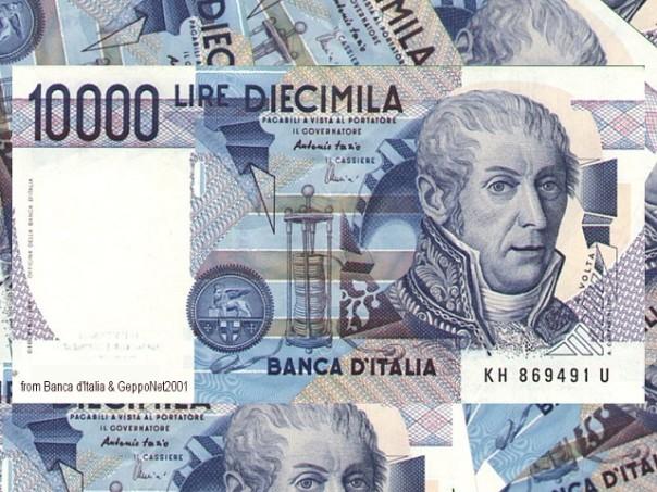 banconote lire