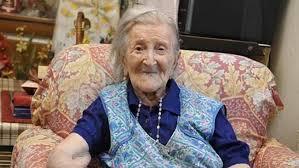 Nonna Emma Morano, 116 anni, l'italiana più longeva di tutti i tempi