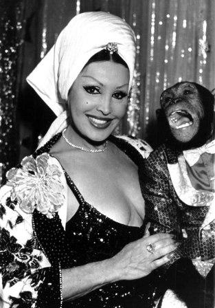 Moira Orfei, mito del circo: è morta oggi, 15 novembre 2015, a 83 anni