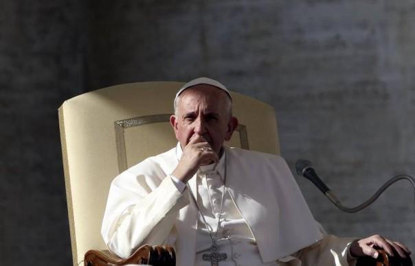 Papa Francesco riceve i dipendenti Inps