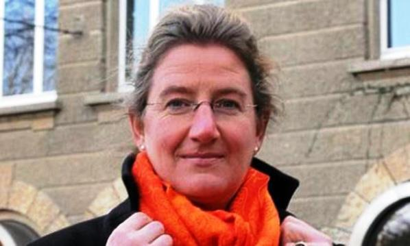 Cecilie Holberg, 48 anni, neo-direttrice della Galleria dell'Accademia di Firenze