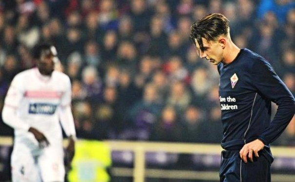 Fiorentina-Carpi 0-1, viola fuori dalla Coppa Italia