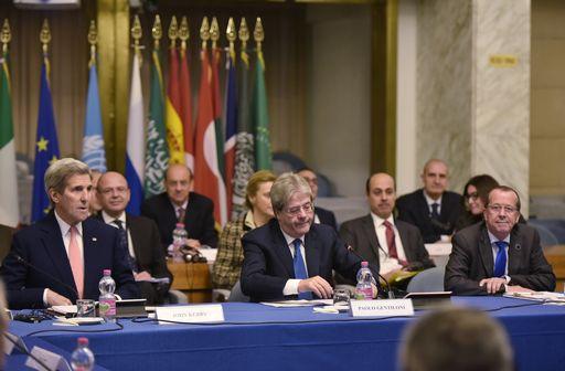 Conferenza internazionale sulla Libia
