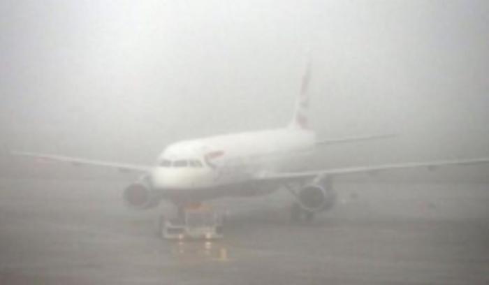 Nebbia aeroporto firenze