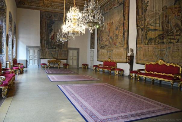 salone Carlo VIII