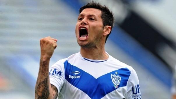 Mauro Zarate, a caccia di un altro gol nella trasferta di Bologna