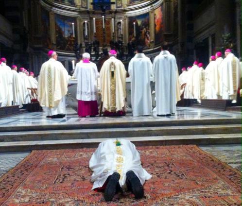 Pisa, l'ordinazione di monsignor Roberto Filippini a vescovo di Pescia