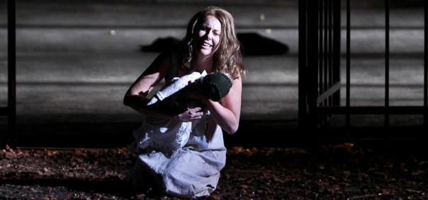 Amarilli Nizza nel finale di «Suor Angelica»