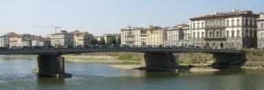 Ponte Vespucci, a Firenze