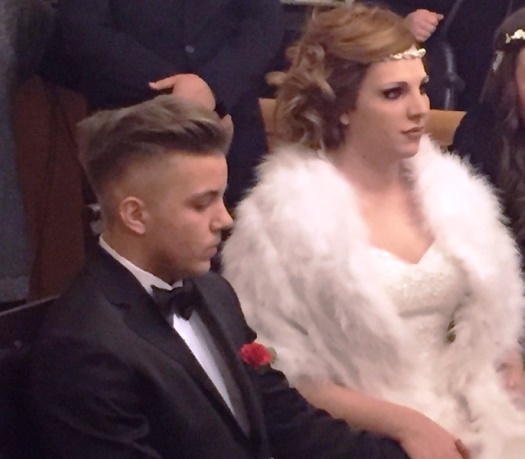 Lui era lei, lei era lui, ora si sono sposati a Orbetello