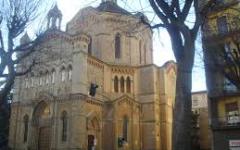 La chiesa dei Sette santi, a Firenze, nel viale dei Mille