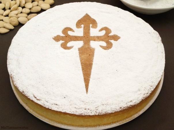 Santiago De Compostela Cake