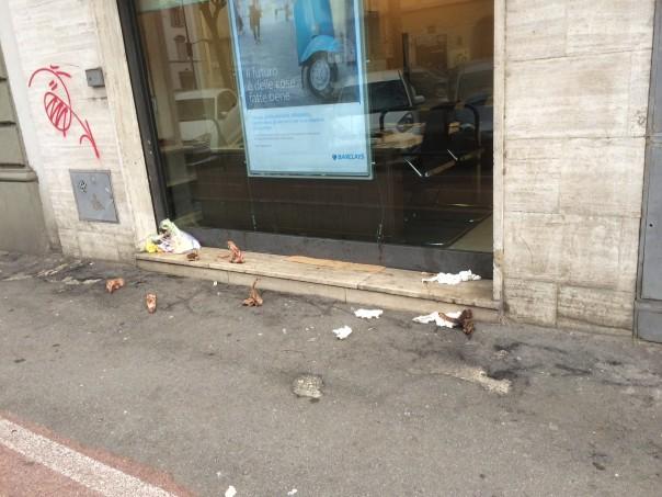 Firenze Degrado Vandalismo E Furti A Ripetizione Nella