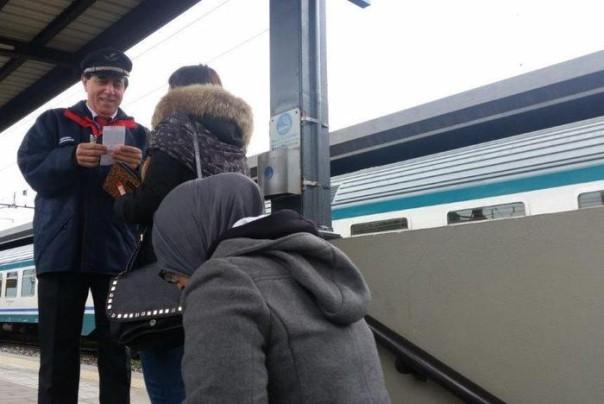 Controllori treno