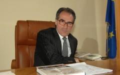 Alberto Intini, questore di Firenze