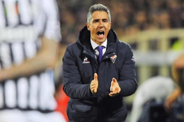 Paulo Sousa durante Fiorentina Juventus