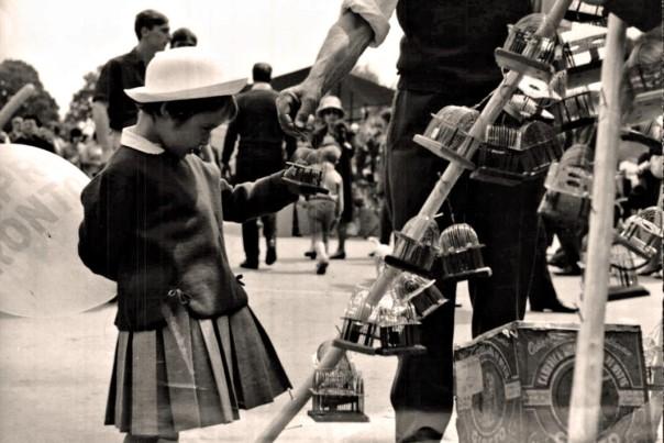 Una Festa del grillo di tanti anni fa