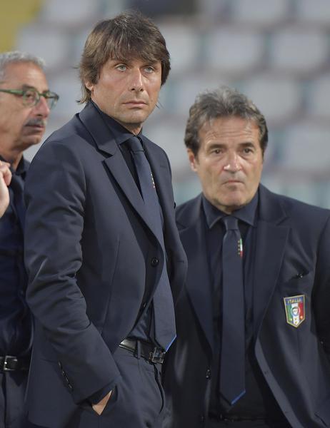 Il ct Antonio Conte