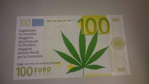 Campagna pro cannabis