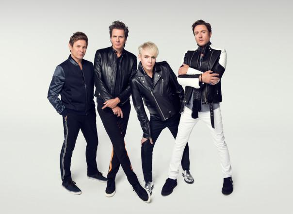I Duran Duran (foto Stephanie Pistel )