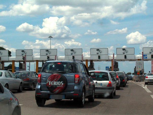 TARIFFE: AUTOSTRADE, DA CAPODANNO AUMENTO MEDIO 3,3%