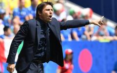 Antonio Conte, ct che ha già portato l'Italia agli ottavi di finale