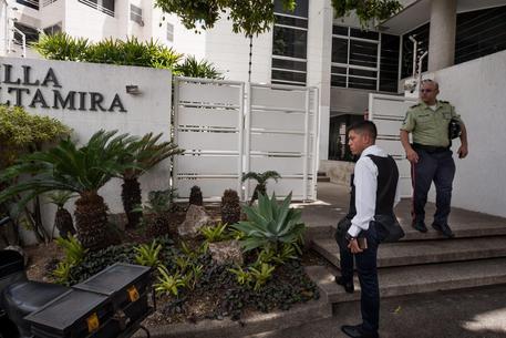 Official of Italian Consulate in Venezuela found dead