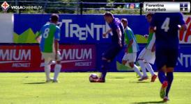 Ilicic: suo il secondo gol contro il FeralpiSalò (formazione di Lega Pro)